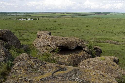 Украинский степной природный заповедник