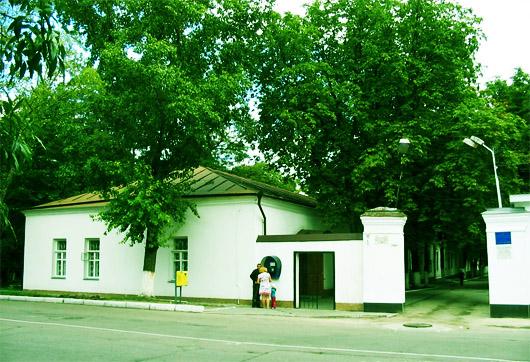 Крепость Св. Елизаветы