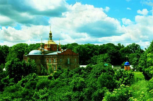 Софрониевский монастырь
