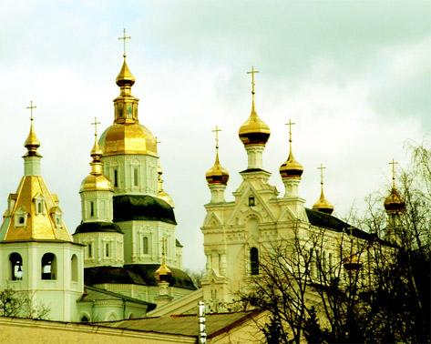 Покровский монастырь. Наши дни