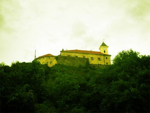 Замок Паланок. У подножия мукачевского замка