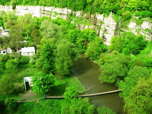 парк Подольские товтры