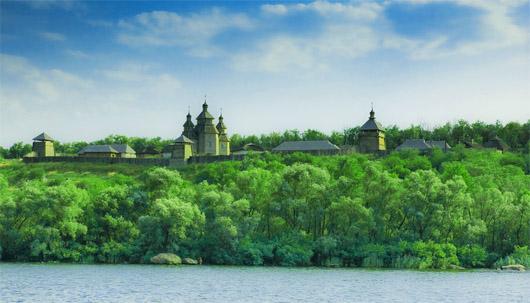 Остров Хортица и Запорожская Сечь