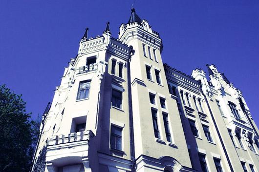 Замок Ричарда — Львиное сердце