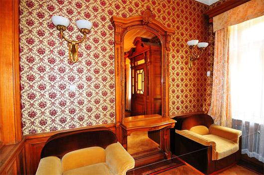 Массандровский дворец. В музее