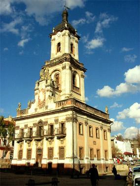 Бучацская ратуша