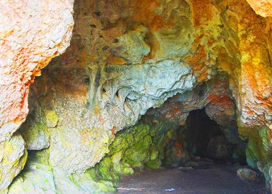 урочище Демерджи. Пещера МАН