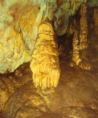 урочище Демерджи. В пещере МАН