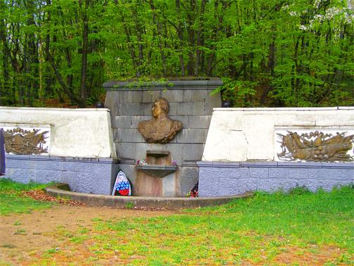 урочище Демерджи. Кутузовский фонтан