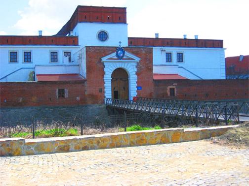 замок в городе Дубно или Дубенский замок