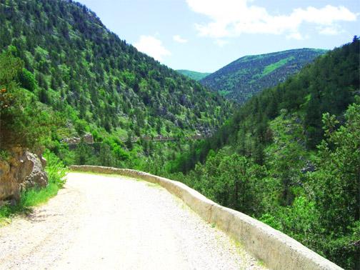 Календская тропа или старая римская дорога