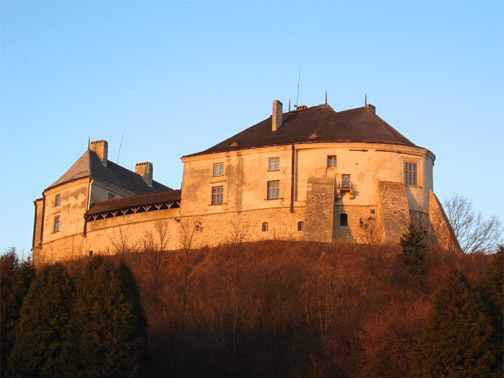 Олеский замок