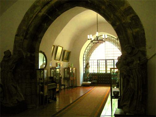 Замок князей Острожских. Музей
