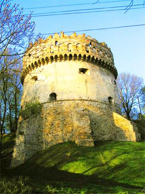 Замок князей Острожских