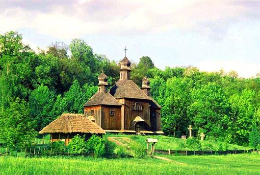 Музей национальной архитектуры и быта Пирогово