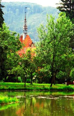 Мисливський замок Шенборнів