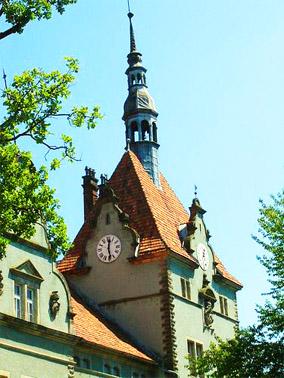 Охотничий замок Шенборна