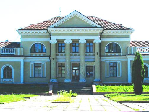 Источники в Трускавце. Трускавецкая водолечебница