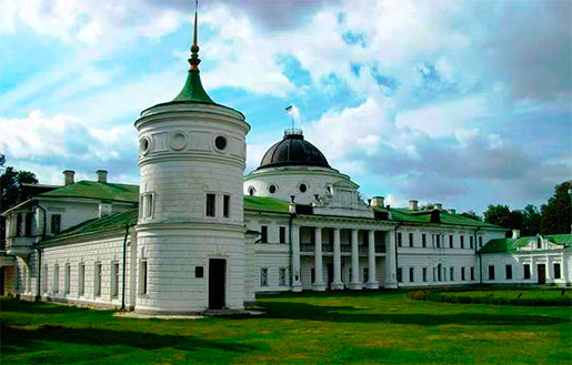 Усадьба Тарновских, Качановка