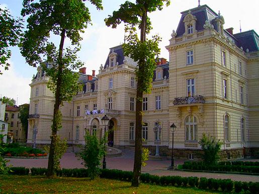 Дворец Потоцких, Львов