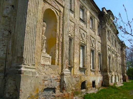 Дворец Шидловских
