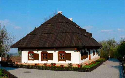 Музей-усадьба И. Котляревского, Полтава