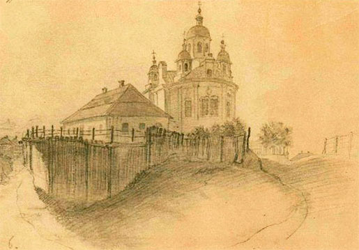 Музей-усадьба И. Котляревского