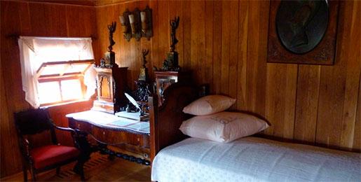 Спальня и кабинет Котляревского