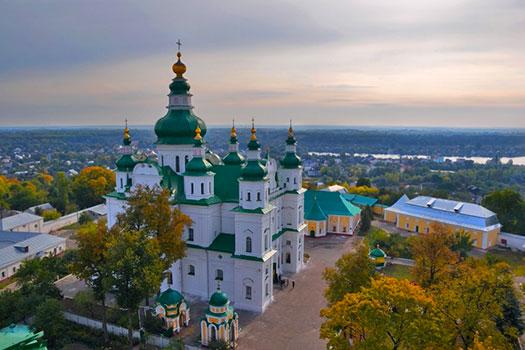 Троицко-Ильинский монастырь