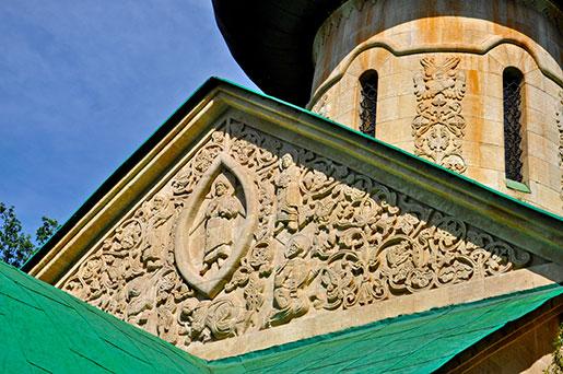 Декорации Храма Спаса Преображения