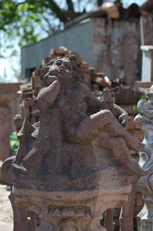 Дом скульптора