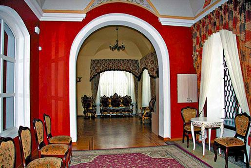 Дворец Разумовского в Батурине