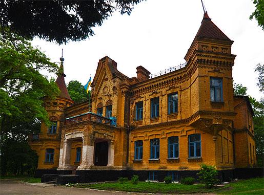 Дворец Уваровой