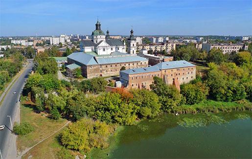 Кармелитский монастырь-крепость, Бердичев