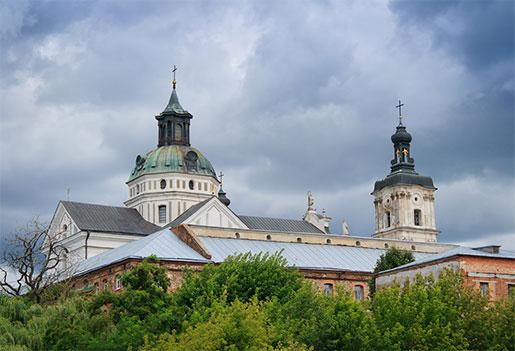 Кармелитский монастырь-крепость