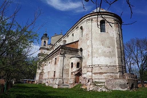Коллегиальный костел Святой Троицы