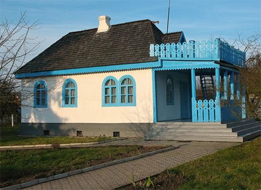 Музей Леси Украинки, Колодяжное