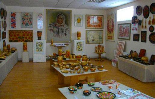 Музей народно-прикладного искусства, Петриковка