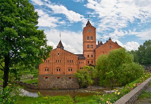 Замок Радомысль, Радомышль