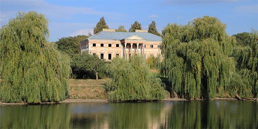 Дворец Чацкого, Серебринцы