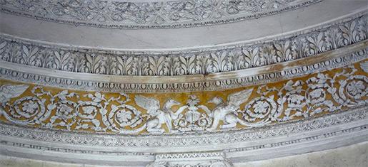 Декорации дворца Чацкого