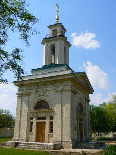 Колокольня Екатеринского собора
