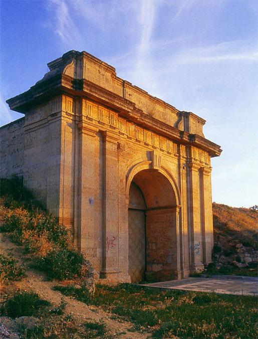 Херсонская крепость, закат