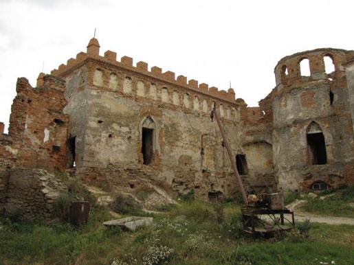 Меджибожский замок, Меджибож