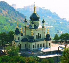 Форосская церковь – церковь Воскресения Христова