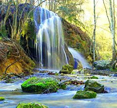 Водопад Серебряный (Водопад Серебряные струи)