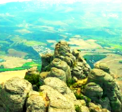 Урочище Демерджи (гора Демерджи)