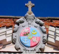 Замок в городе Дубно