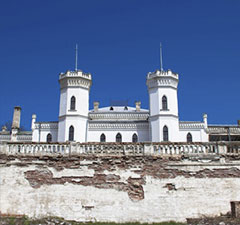 Дворцово-парковый ансамбль в Шаровке