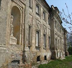 Дворец Шидловских в Старом Мерчике